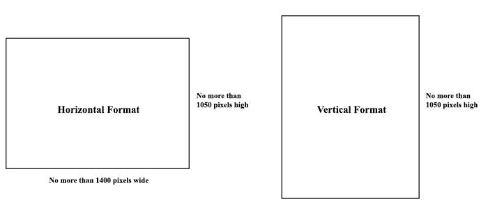 Image size visual
